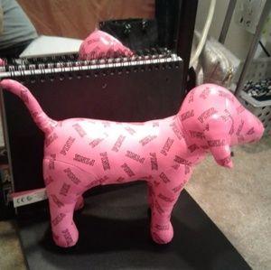 Victoria Secret Pink - Giant Mini PINK Dog